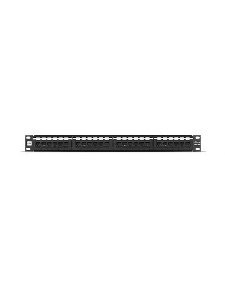 PATCH PANEL CAT6 12 UTP